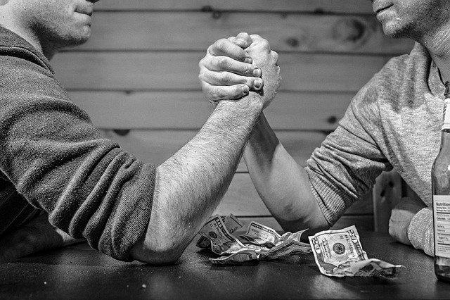 Photo Challenge, Männerding, © Ryan McGuire / Pixabay