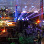 Experimentelle Fotografie bei Nacht – spielerisch den Landschaftspark entdecken, ©Tina Umlauf