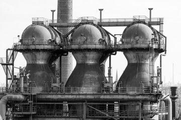 Schwarzweiß-Fotografie: Landschaft, Industrie & Details, © Klaus Wohlmann