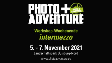 Workshop-Programm beim intermezzo vom 05.-07.11.2021
