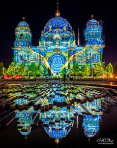 Berlin, die Stadt der Lichter - Festival of Lights; © Dirk Bleyer